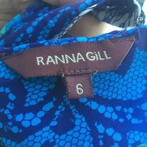 Anthropologie Dresses - Anthropologie Ranna Gill Beaded Collar Maxi Dress